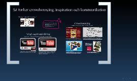 SR - Så funkar crowdsourcing