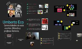 Copy of Umberto Eco
