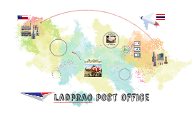 ladprao post officeฟ