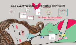 Caracteristicas del triage obstetrico