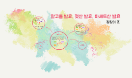 Copy of 생물 발표 (알코올,젖산,아세트산 발효)