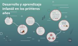 Desarrollo y aprendizaje   infantil en los primeros años