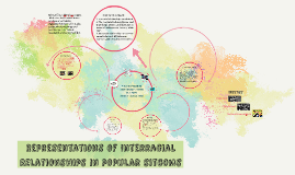 Representations of Interracial Relationships in popular sitc