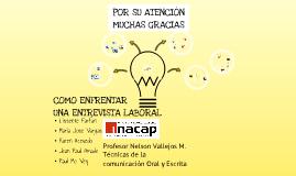 Exposición de Comunicación