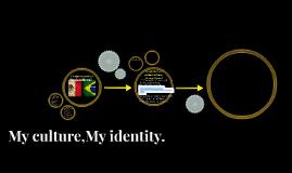 My culture,My identity.