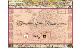 Timeline of the Renaissance