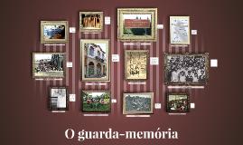 UnB 2/2015 ARQUIVO CORRENTE 2 - Lejeune: O guarda-memória