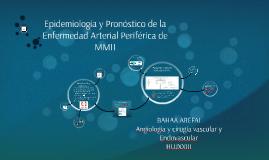 Epidemiología y Pronóstico de la Enfermedad Arterial Periféric