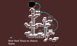 new york times vs. united states