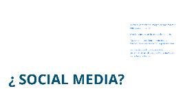 ¿que es social meda?