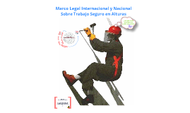 Marco Legal Trabajo en Alturas