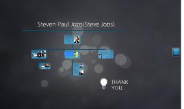 Steven Paul Jobs(Steve Jobs)