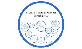 Copy of Etapas del Ciclo de Vida del Servicio ITIL