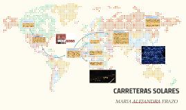 Copy of CARRETERAS SOLARES