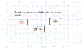 Benefits of proper sexual education for young people
