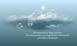 Copy of Temperamentos Negociadores, Comunicaciones en la negociación
