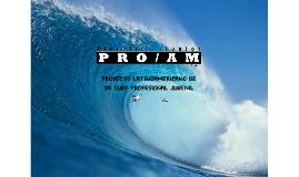 PROYECTO NACIONAL DE SURFING JUVENIL