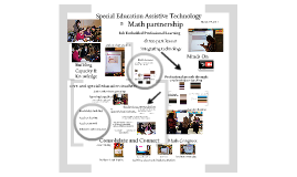 Special Ed. - Assistive Technology and Math