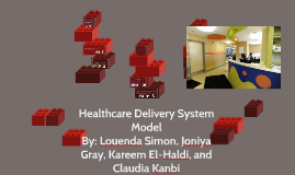 Healthcare Delivery System Model