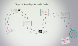 """""""Steps to Becoming a Leader"""