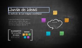 Plantilla Mapas Mentales by Genser Acosta