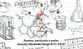 Átomos, partículas y ondas.