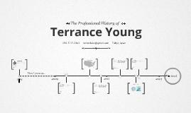 Timeline Prezumé by Terrance Young