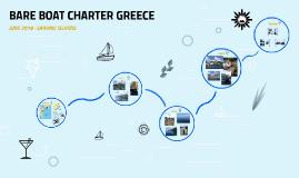 BARE BOAT CHARTER GREECE