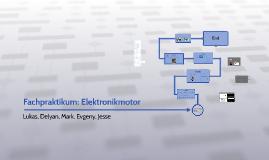 Fachpraktikum: Elektronimotor