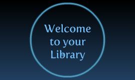 Library Induction: Sixth Form