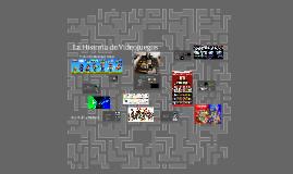 La Historia de Videojuegos