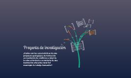 Copy of Copy of Propuesta pedagógica para la formación en resolución de conflictos a nivel de la educación básica secundaria.