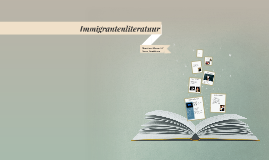 Immigrantenliteratuur