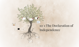 10/2 World History The Declaration of Independence