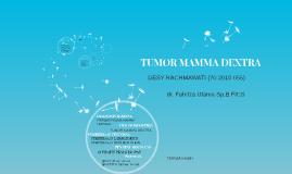 TUMOR MAMMA DEXTRA