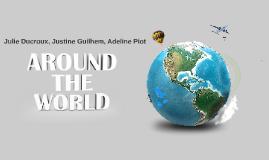 Around the world - M1 marketing