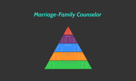 Marriage-Family Counselor