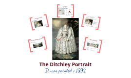 Copy of Elizabeth I The Ditchley Portrait