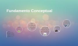 Fundamento Conceptual