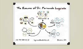 Fernando's Prezumé