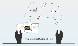The Colonial Game of Life