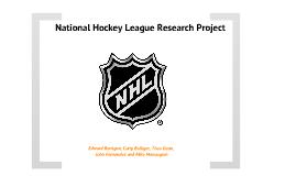Copy of NHL Marketing Presentation