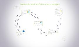 Análisis de Servicios Públicos