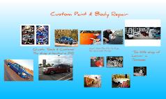 Auto Collison & Custom Paint