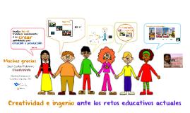 Copy of Creatividad e innovación en primaria