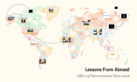 Copy of Lessons From Abroad