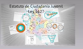 Copy of Sociaización Ley 1622 Estatuto de ciudadanía Juvenil