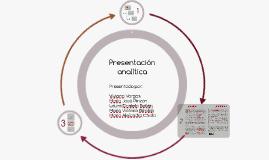 Presentación analítica