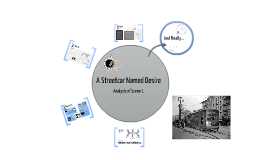 Copy of A Streetcar Named Desire - Scene 1