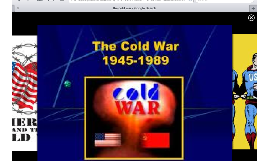 Cold War sample 1
